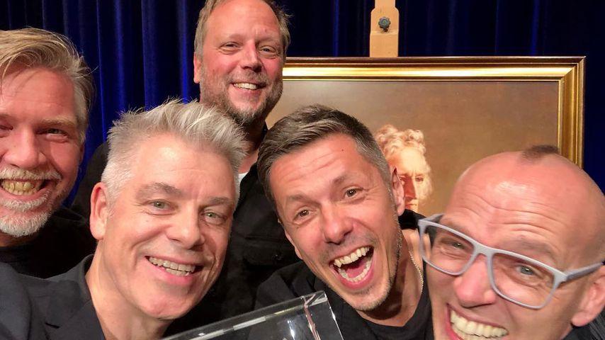 Die Fantastischen Vier und Michael Mittermeier, Oktober 2018