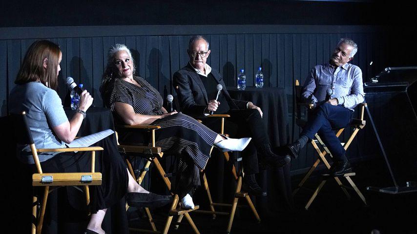 """Die """"Friends""""-Produzenten bei einem Interview"""