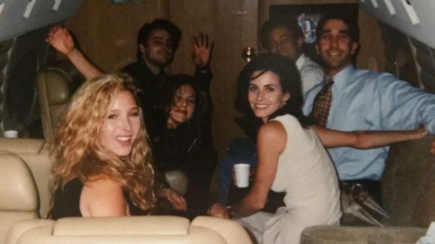 """Courteney Cox: Dieses """"Friends""""-Foto entstand vor TV-Start"""
