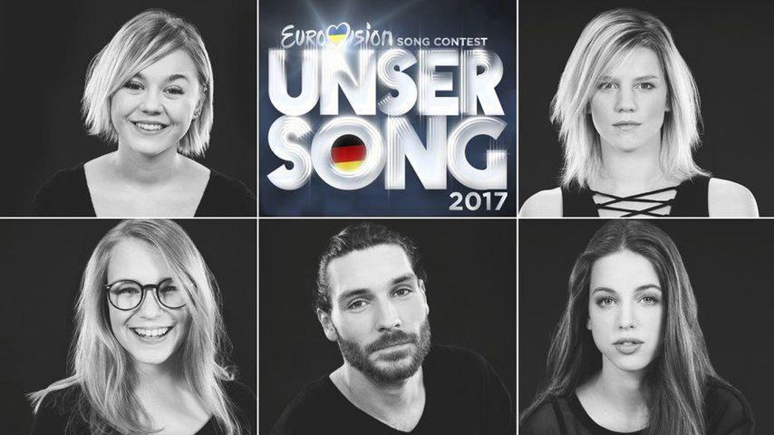 Neue Details zum ESC-Vorentscheid: Das sind die Songs!