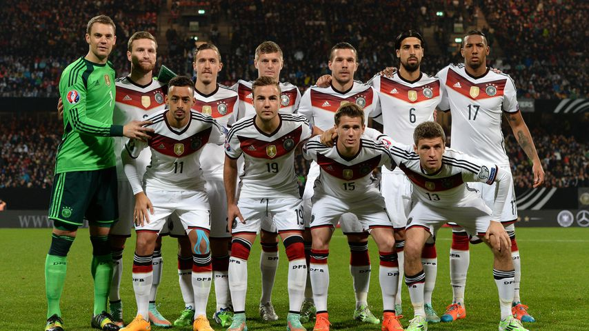 Die deutsche Fußball-Nationalmannschaft 2014