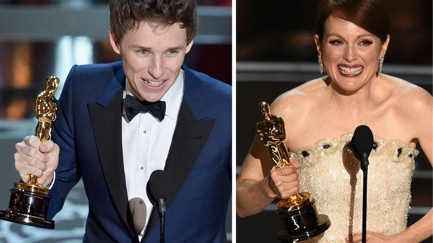 Oscar 2015: Seht hier alle Gewinner des Abends!