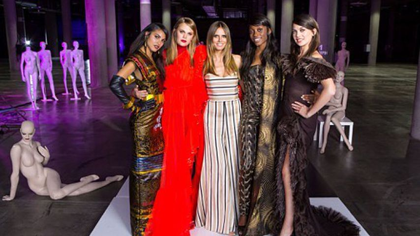 "Strahlende Siegerin: Toni ist ""Germany's next Topmodel"" 2018"