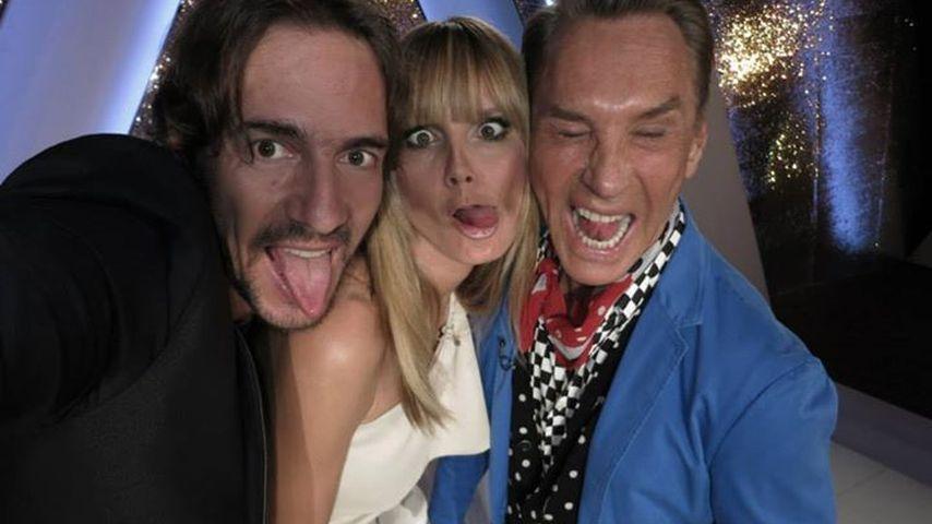Casting-Sensation: Sucht Heidi jetzt Male-Models?