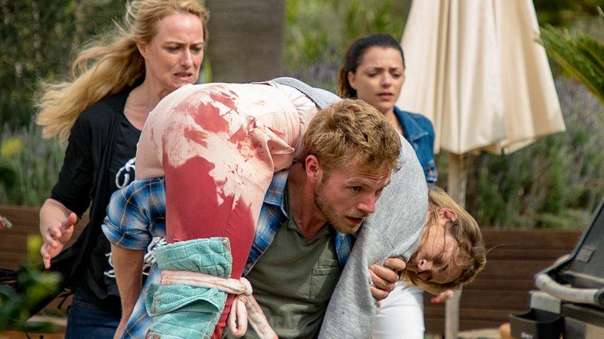 Maren (Eva Rodekirchen), Emily (Anne Menden), Paul (Niklas Osterloh) & Sophie (Lea Marlen Woitack)
