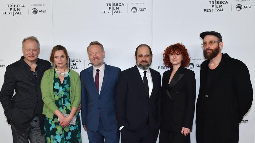 """Die Hauptdarsteller von """"Chernobyl"""" im April 2019"""