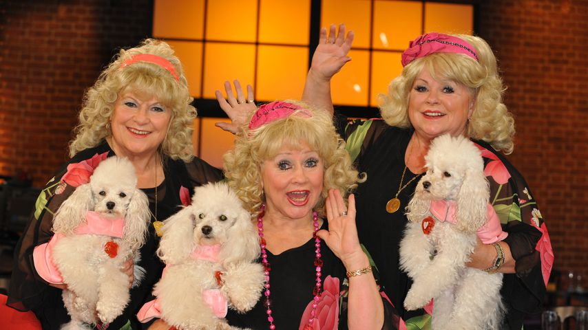 """Die Jacob Sisters in der Show """"Kölner Treff"""", 2009"""