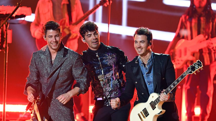 Die Jonas Brothers bei den Billboard Music Awards 2019