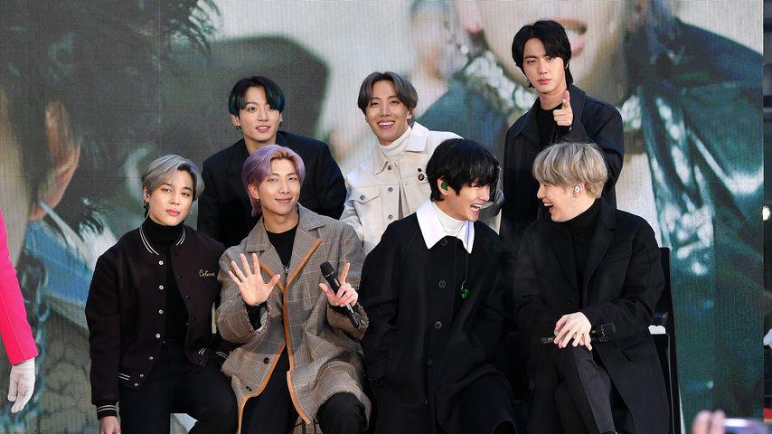 BTS in New York, 2020