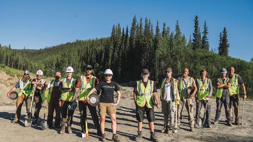 """""""Goldrausch am Yukon"""": Das sind die zwölf mutigen Kandidaten"""