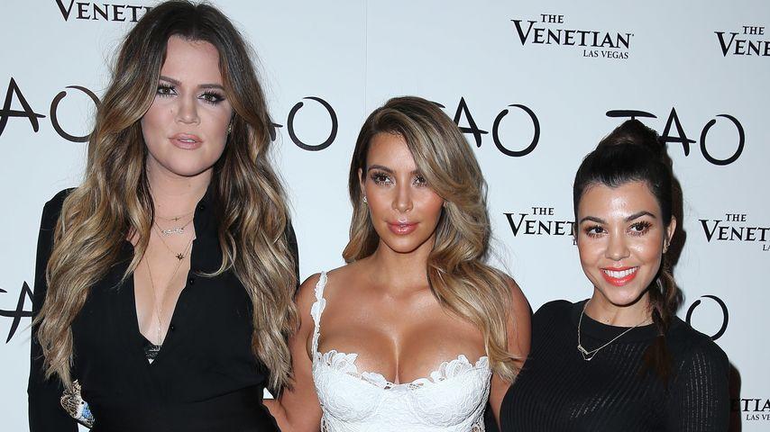 Ho ho wow! Bombastische X-mas bei den Kardashians