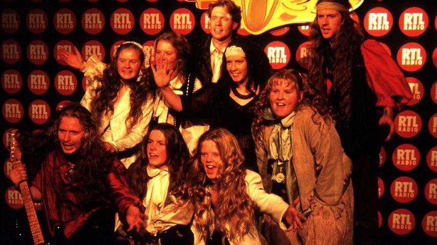 Die Kelly Family im Jahr 1995