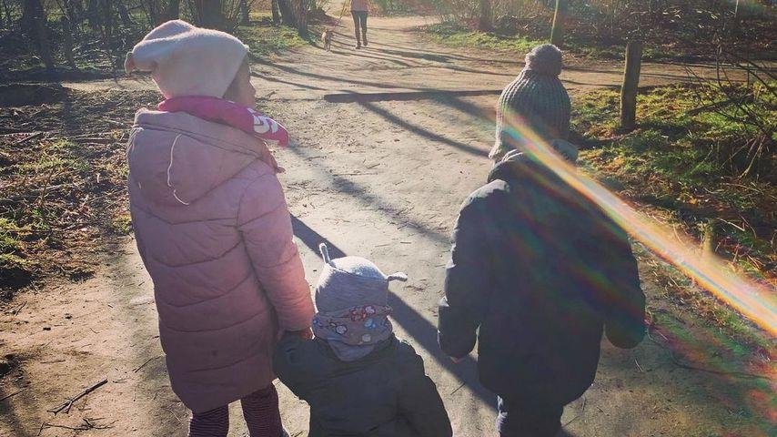 Annika und Frederick Laus Kinder