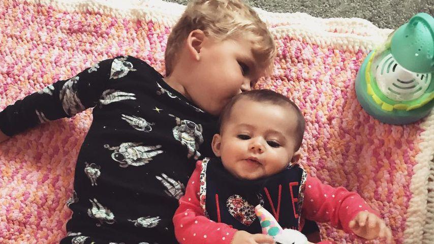 """Kaiser und Ensley, Kinder von """"Teen Mom""""-Star Jenelle Evans"""