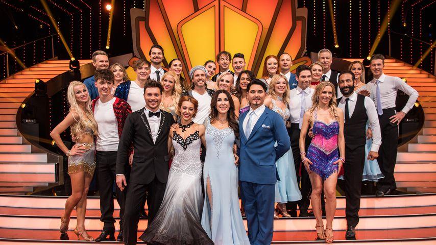 "Von wegen Konkurrenz: ""Let's Dance""-Stars total harmonisch!"