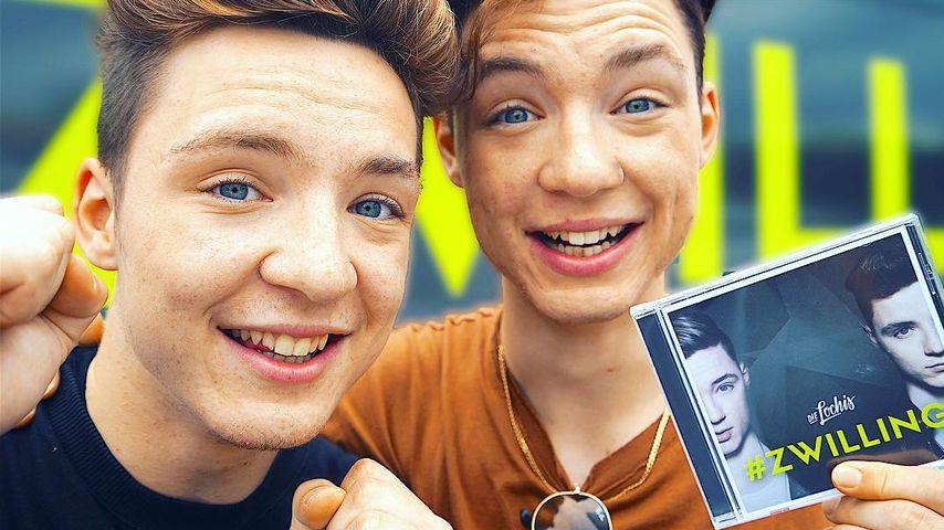 """Die Lochis: Die YouTube-Twins mit ihrem 1. Album """"#Zwilling"""""""
