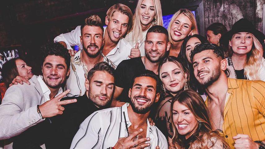 """Die """"Love Island""""-Stars 2019 im Vanity Club Cologne"""
