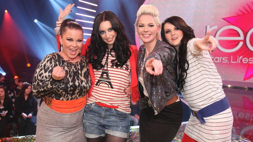 Lavive beim Popstars-Finale 2010