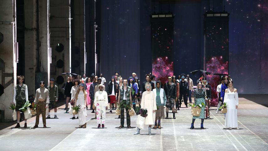 Show-Spoiler! GNTM-Girls auf Berlin Fashion Week entdeckt