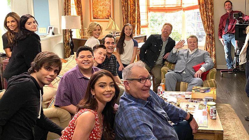 """Tränenreicher Abschied: Letzter Drehtag bei """"Modern Family"""""""
