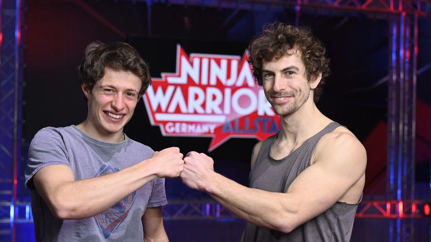 """Die """"Ninja Warrior Germany""""-Kandidaten Kim Marschner und Benjamin Grams"""