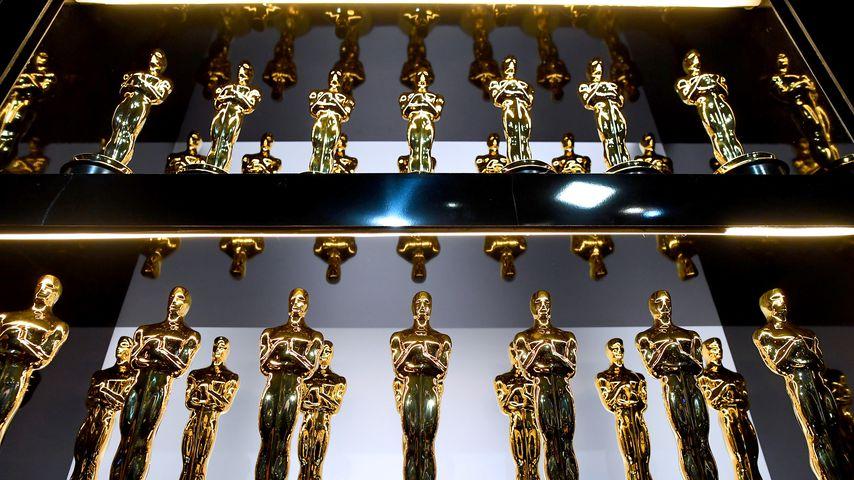 Die Oscar-Trophäe