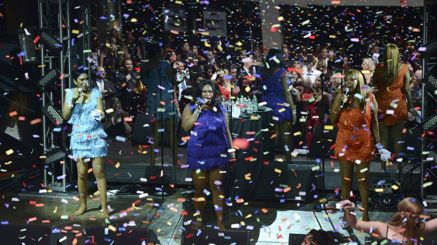 Die Pointer Sisters 2012 auf der Bühne