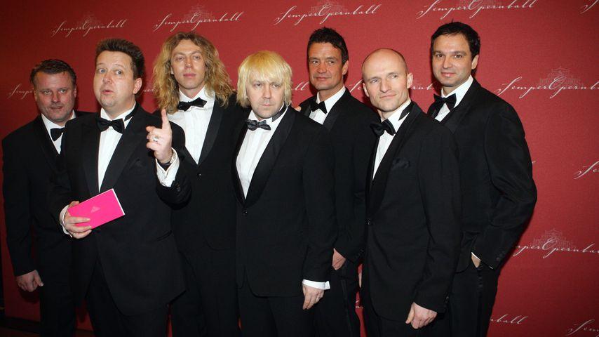 Die Prinzen beim Sempernopernball im Jahr 2009