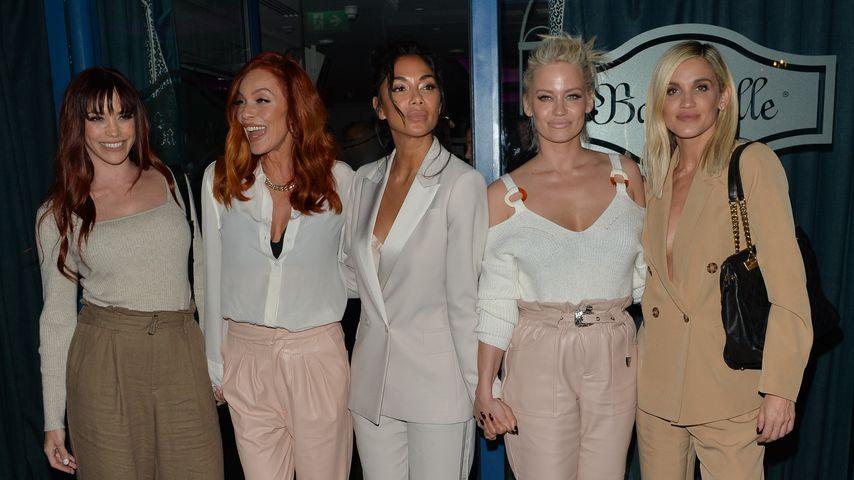 Die Pussycat Dolls mit Nicole Scherzinger
