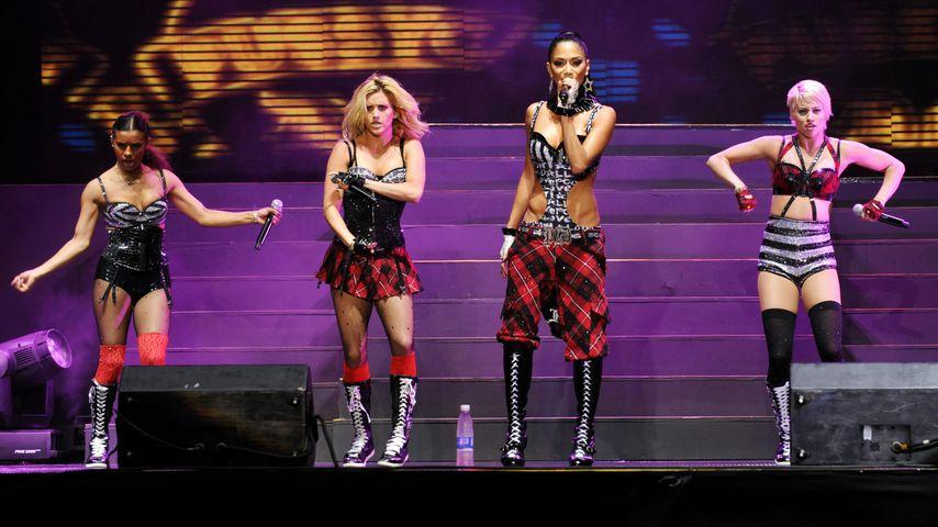 Die Pussycat Dolls bei einem Konzert in Manila, 2009
