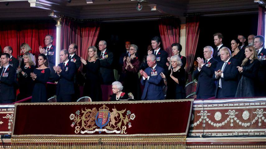 Das waren die Aufreger des Jahres der britischen Royals!