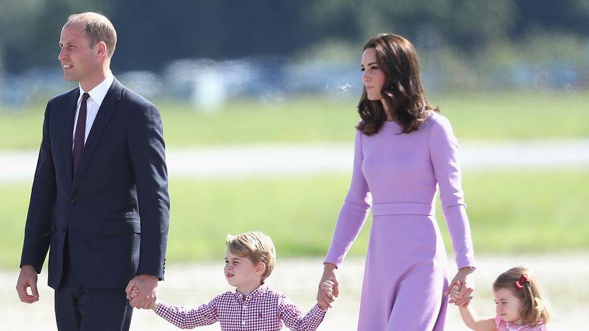 Kates & Williams 3. Baby: Wettbüros spekulieren über Namen
