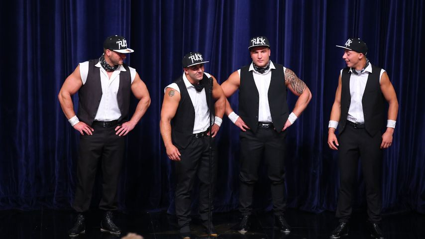 """Die Scholl-Brüder, """"Das Supertalent""""-Teilnehmer"""