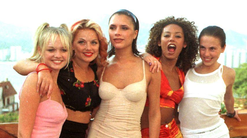 Die Spice Girls in Acapulco, 1997