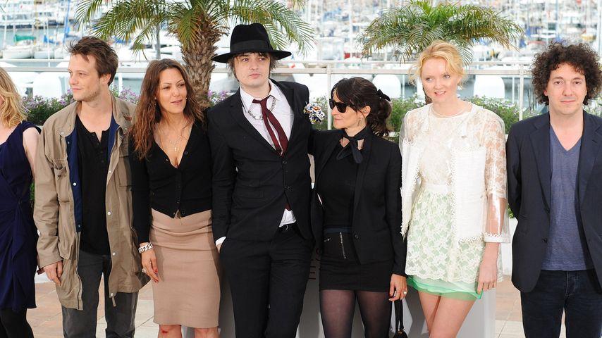 August Diehl und Pete Doherty erobern Cannes