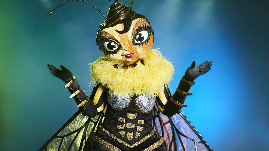 """Die """"The Masked Singer""""-Biene"""