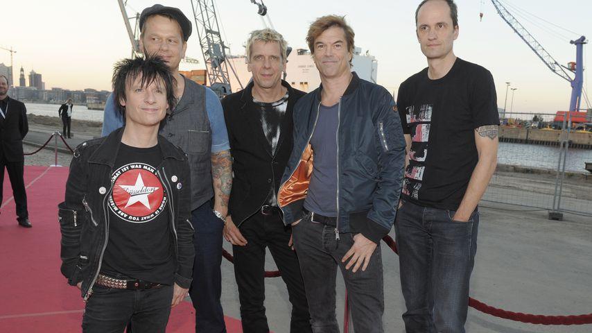 Nach Tour-Ausfall: Die Toten Hosen geben wieder Konzerte!