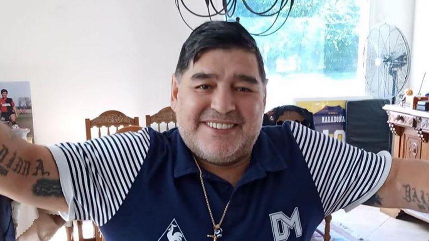 Diego Maradona, Juni 2020