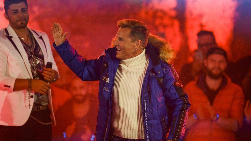 Severino Seeger und Dieter Bohlen