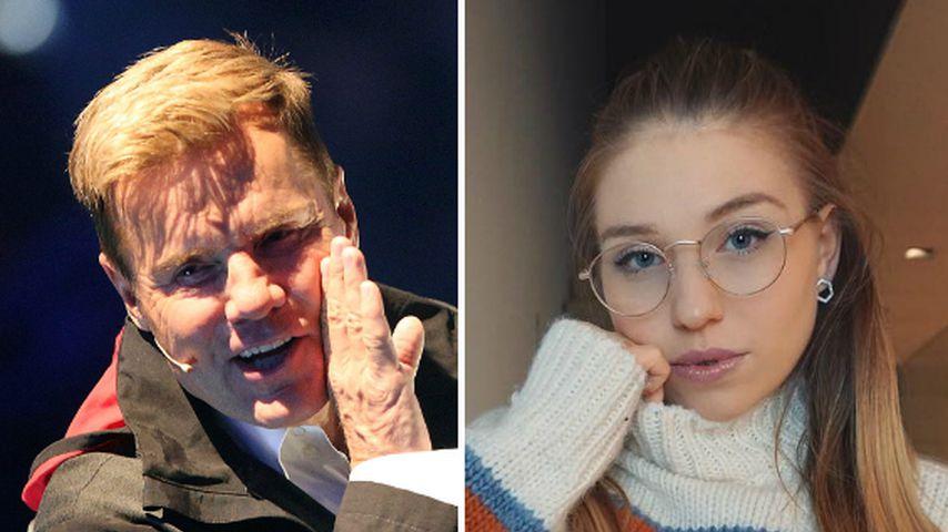 Neue Tagesschau: Veralbert Dieter Bohlen hier Bibi Claßen?