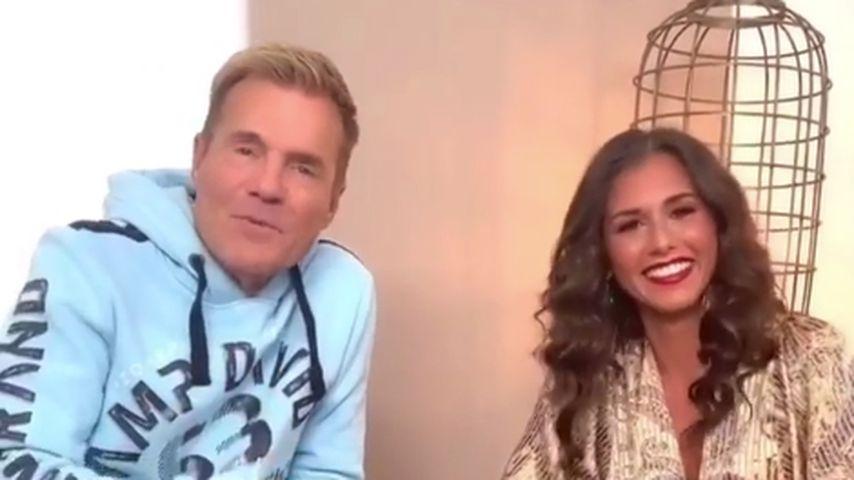 """""""Weniger Make-up"""": Das rät Dieter Sarah fürs Supertalent"""