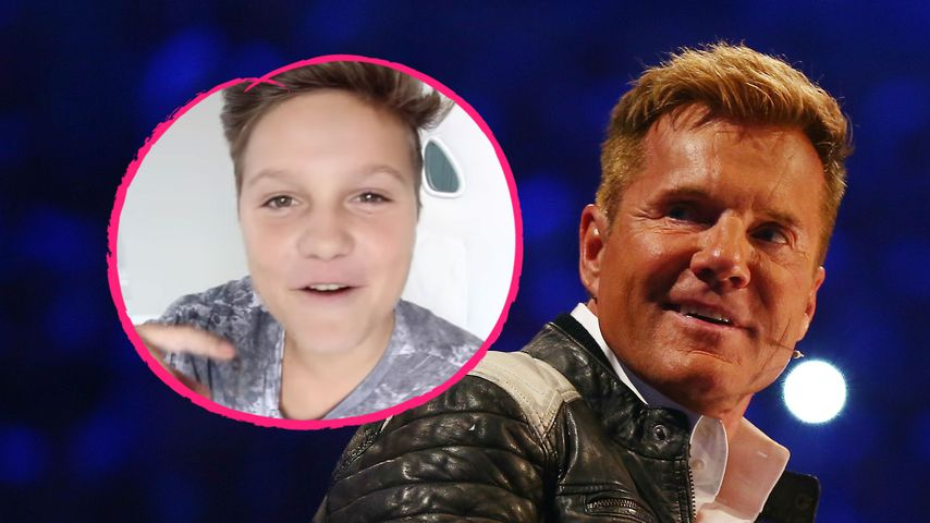 Dieter Bohlens & Estefanias Sohn: Cassian bald YouTube-Star?