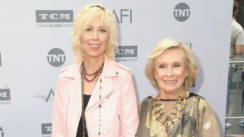 Dinah Englund und Cloris Leachman bei der Life Achievement Award Gala, 2016