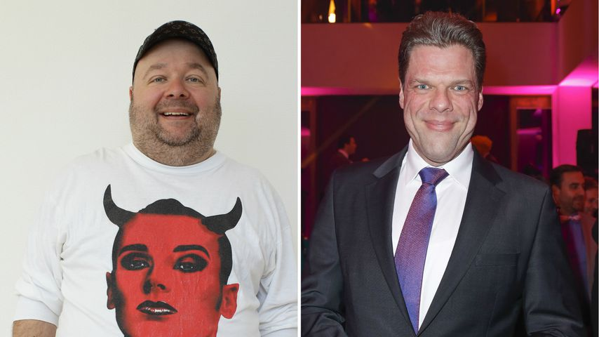 Wegen Dirk Bachs Tod verlor Komiker Tetje Mierendorf 68 Kilo