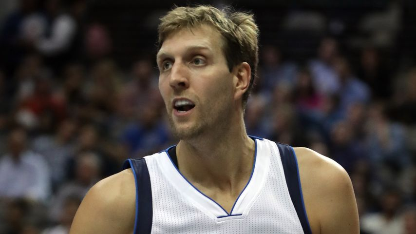 NBA-Star Dirk Nowitzki