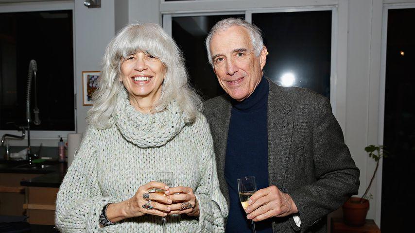 """""""Dirty Dancing""""-Schriftstellerin Eleanor Bergstein mit ihrem Mann Michael Goldman"""