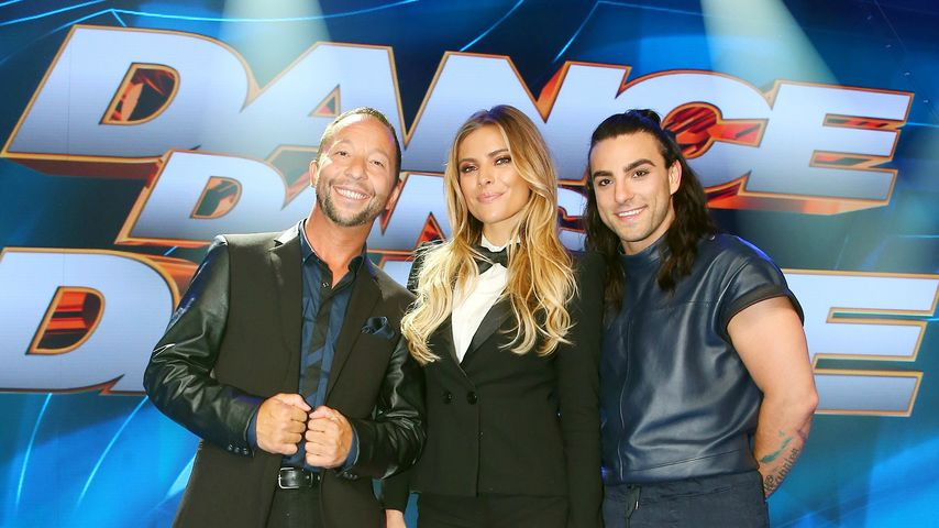 "DJ Bobo, Sophia Thomalla und Cale Kalay - Jury von ""Dance Dance Dance"""