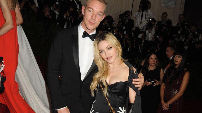Neuer Toyboy: Ist DJ Diplo Madonnas neuer Freund?