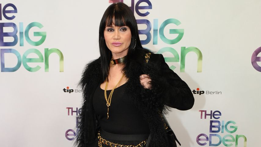 "Djamila Rowe bei der Premiere von ""The Big Eden"" in Berlin"