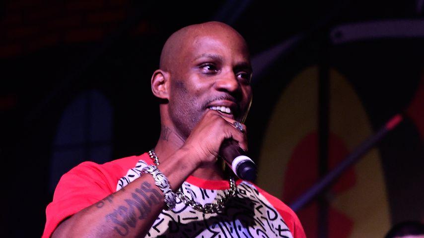 Mega-Strafregister: Rapper DMX kurz vor Konzert verhaftet